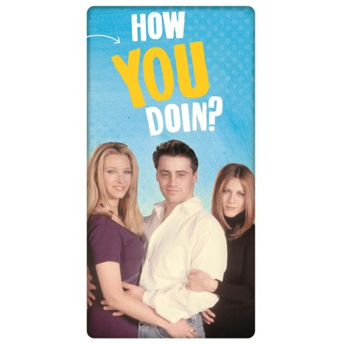 Friends TV Show Card - How You Doin?