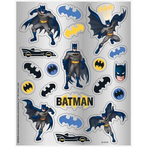 80 Batman Stickers