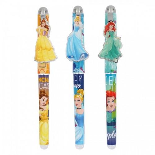 Disney Princess Gift Set Of 3 Pens