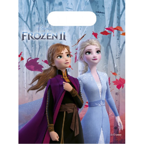 Frozen 2 Party Bags (Pack of 6)