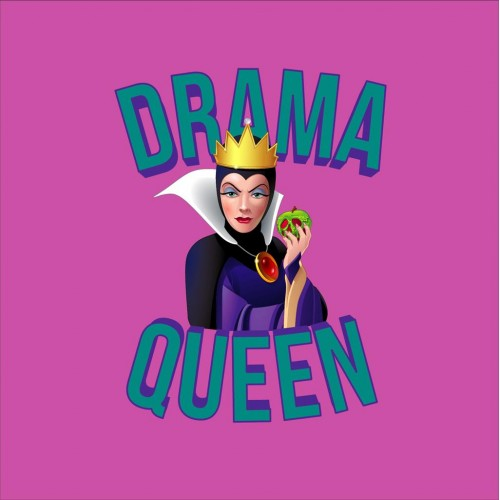 Disney Villains Evil Queen Card