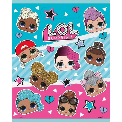 LOL Surprise Party Bags (Pack of 8)