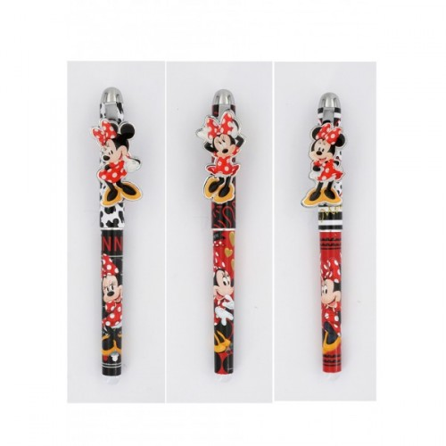 Disney Minnie Mouse Gift Set Of 3 Pens