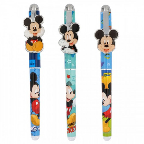 Disney Mickey Mouse Gift Set Of 3 Pens