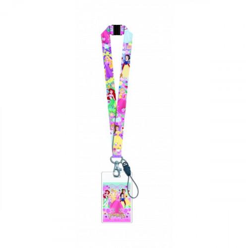Disney Princess Lanyard With Card Holder - 86219