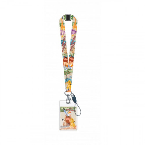 Disney The Lion King Lanyard With Card Holder - 26204