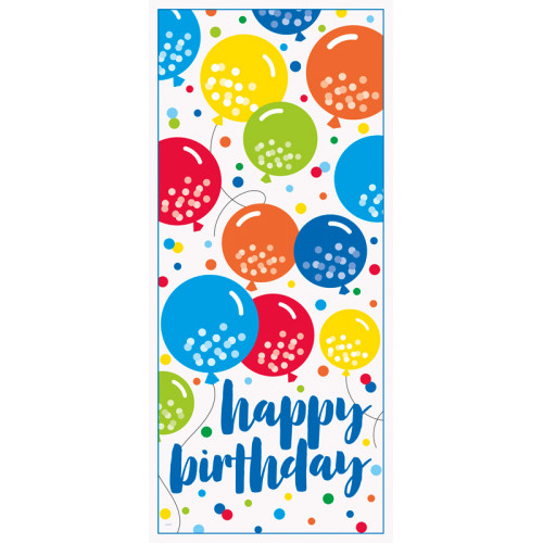 Happy Birthday Door Poster