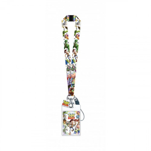 Toy Story Lanyard With Card Holder